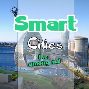 smartest cities έξυπνες πόλεις