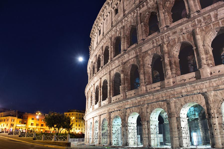 Κολοσσαίο Colosseum