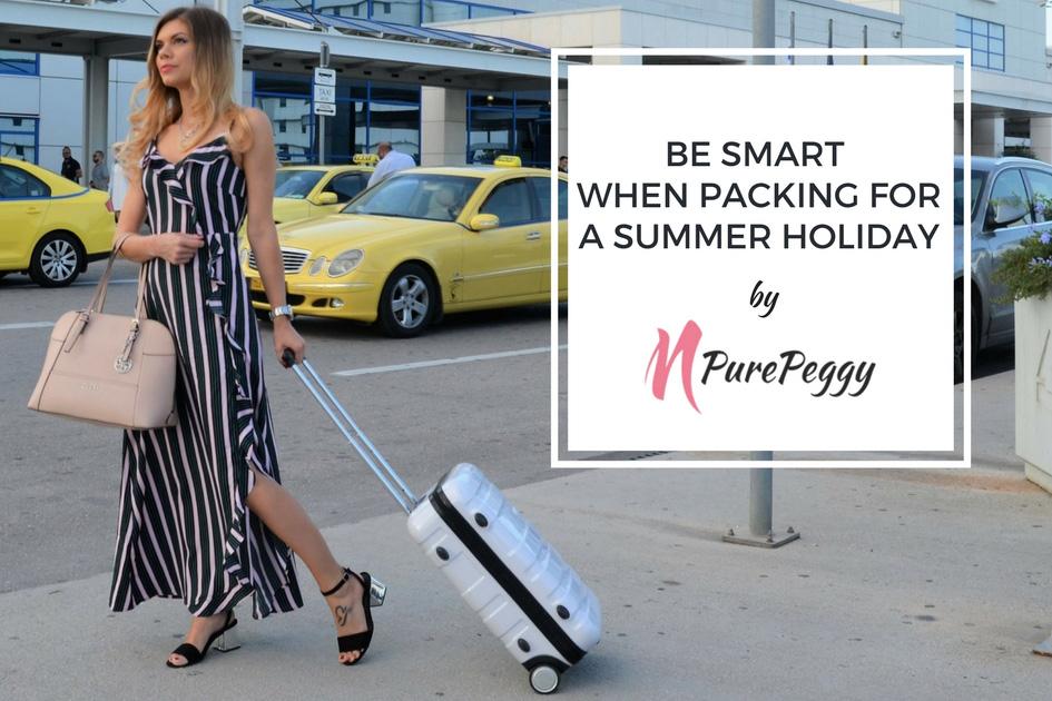 καλοκαιρινά Packing tips packing for a summer holiday