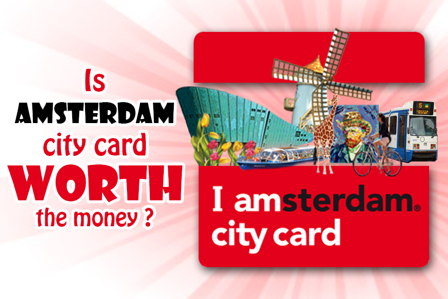 Κάρτα Iamsterdam City Pass Iamsterdam City Card Pass