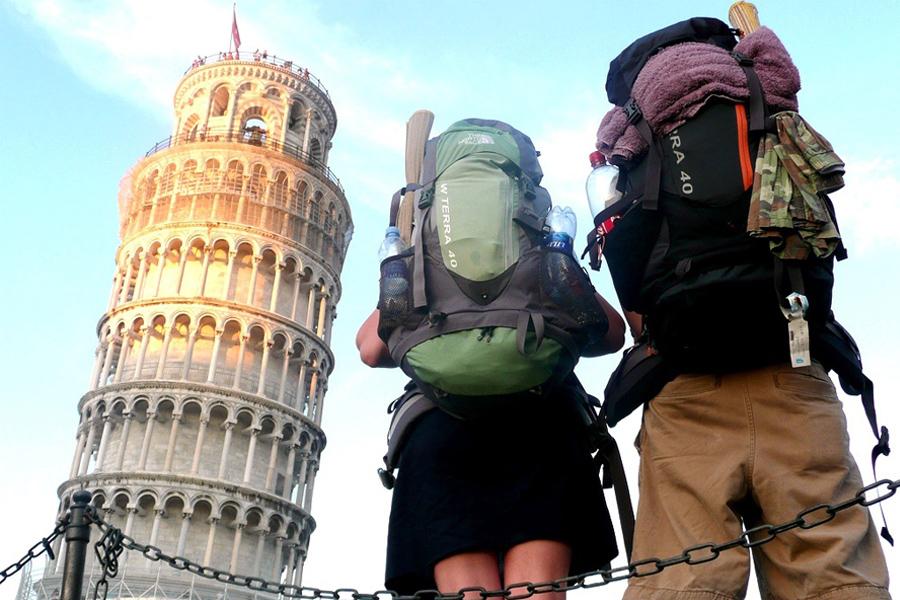 Είδη ταξιδιωτών