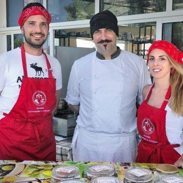 Μαθήματα Κρητικής Κουζίνας Cretan Cuisine