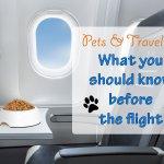 Κατοικίδια & Ταξίδι Pets & traveling