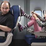 τύποι ταξιδιωτών types of people on a plane