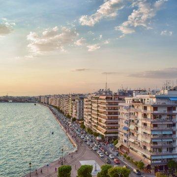 Thessaloniki locals Θεσσαλονίκη Ντόπιοι