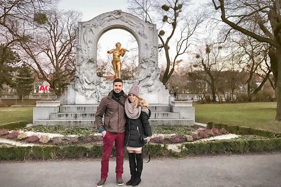 πρωτοχρονιά Βιέννη Vienna New Years Eve