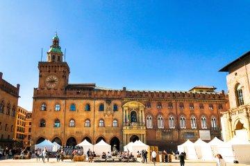 Μπολόνια σε 48 ώρες Bologna in 48 hours