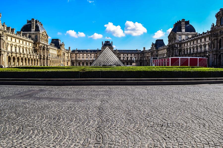 Louvre Μουσείο Λούβρου