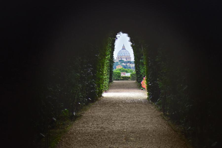 Λόφος Αβεντίνο Ιππότες της Μάλτας Aventine Hill