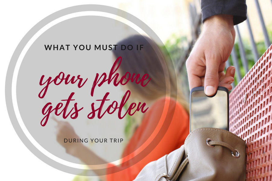 phone gets stolen αν σας κλέψουν το κινητό