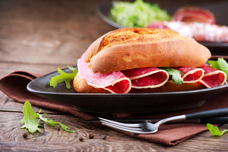 Best Sandwiches in the World Καλύτερα Σάντουιτς του Κόσμου