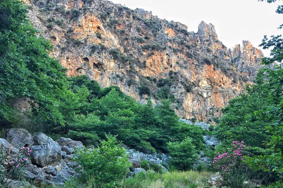 Φαράγγι Τοπολίων Topolia Gorge