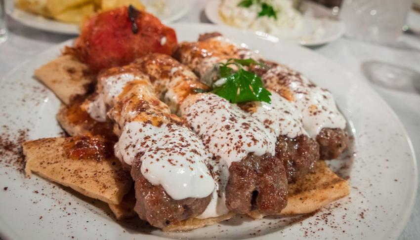 Φαγητό στην Αθήνα
