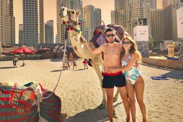 Dubai: Castles made in sand!