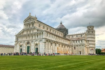 Pisa Tips for Visiting