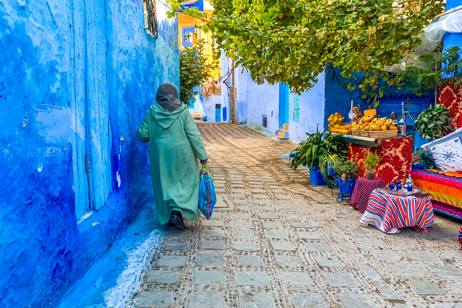 Σεφσαουεν Chefchaouen Destination-Travelen