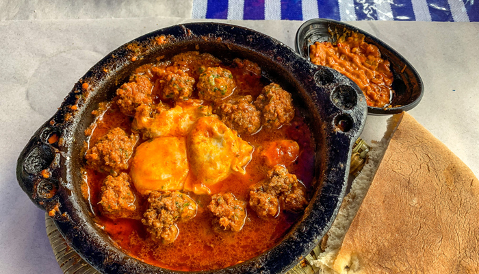 Chefchaouen-Φαγητό-Σεφσαουέν-Food-Morocco-Travelen