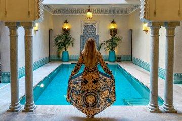 Διαμονή Μαρόκο Morocco Accommodation