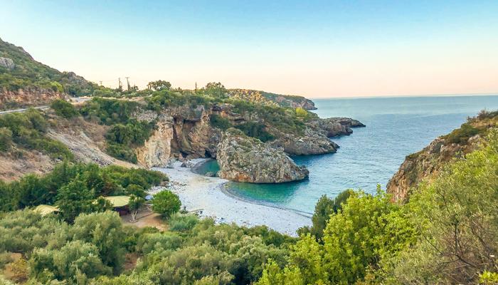 Παραλία Φονέα Μάνη
