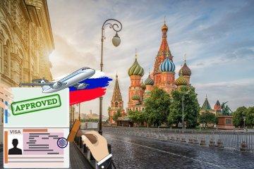 Βίζα για Ρωσία Visa for Russia