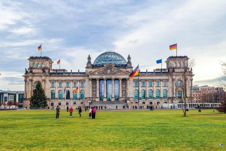 Ταξίδι Βερολίνο