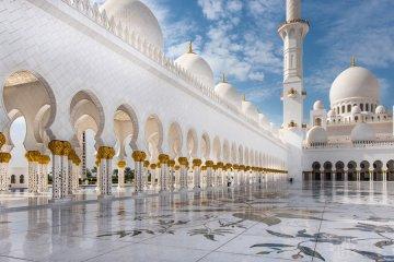 Άμπου Ντάμπι Trip to Abu Dhabi