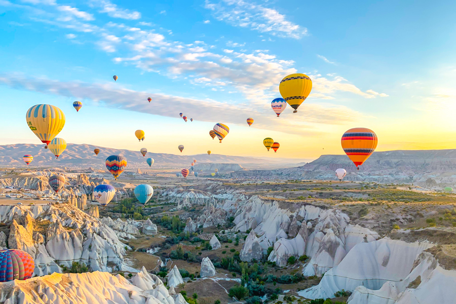 Καππαδοκία Cappadocia