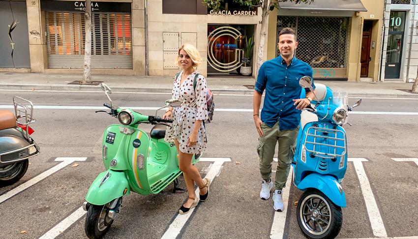 Barcelona En Stories Road